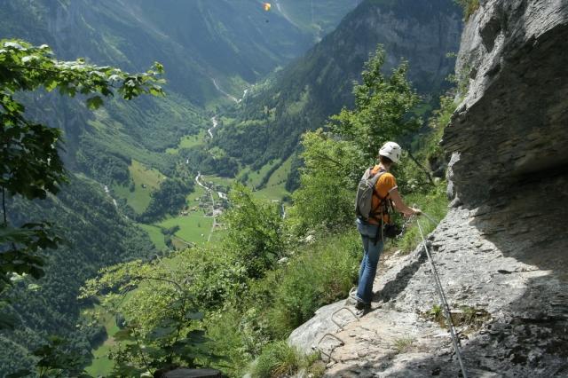 Klettersteig Mürren : Klettersteig mürren verein für kanusport bonn